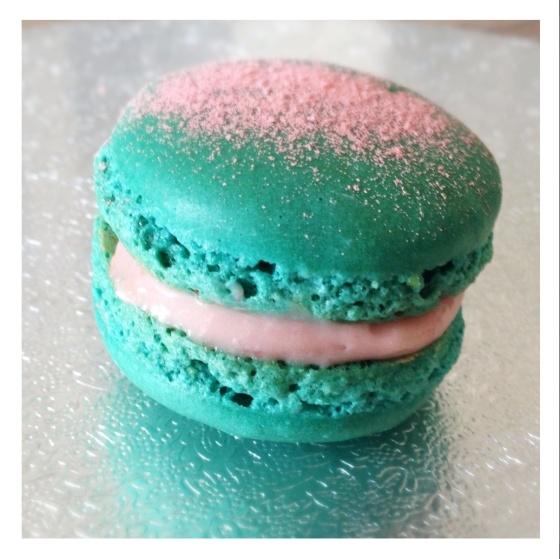 Marie Antoinette inspired Macarons