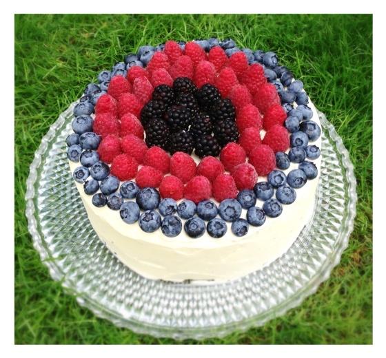 Fruity Cake