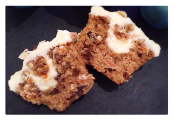 The best carrot cake in my world